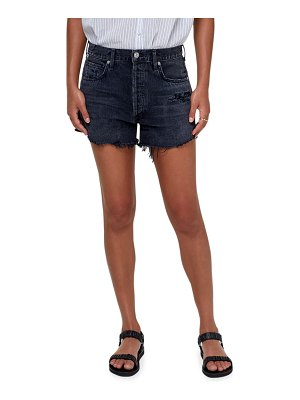 Citizens of Humanity Marlow Vintage-Fit Denim Shorts