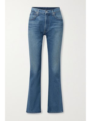 Citizens of Humanity + net sustain libby organic high-rise jeans