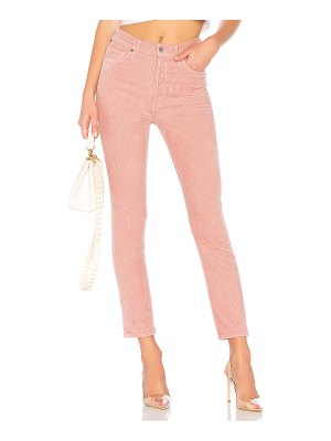 Citizens of Humanity Olivia High Rise Corduroy