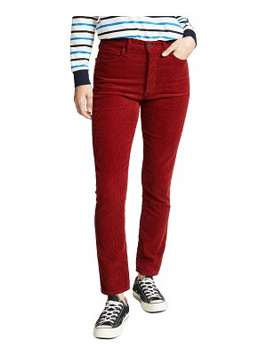 Citizens of Humanity olivia high rise slim ankle pants