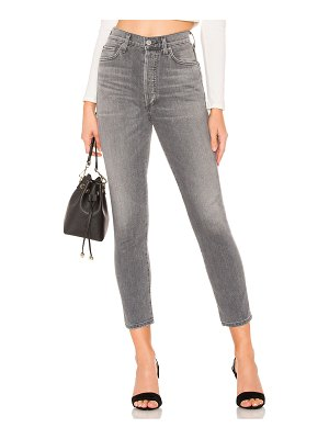 Citizens of Humanity Olivia High Rise Slim Crop