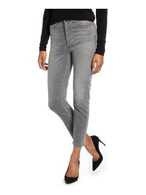 Citizens of Humanity olivia high waist slim ankle jeans