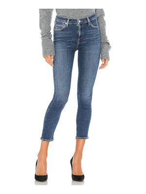 Citizens of Humanity rocket crop mid rise skinny