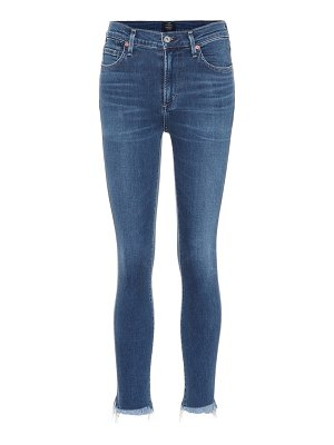 Citizens of Humanity rocket crop skinny jeans