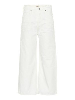 Citizens of Humanity Sacha high-rise wide jeans