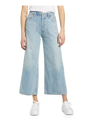 Citizens of Humanity serena high waist wide leg culotte jeans