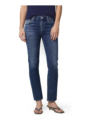 Citizens of Humanity skyla high waist ankle cigarette jeans
