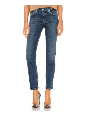 Citizens of Humanity skyla mid rise slim straight. - size 24 (also