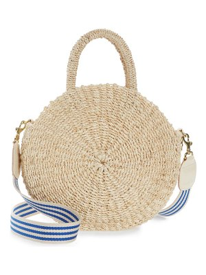 Clare V. moyen alice straw bag