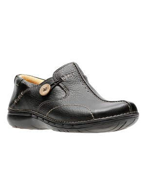 Clarks clarks un loop slip-on flat