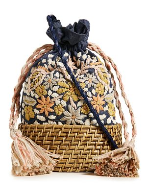 Cleobella springs basket bag