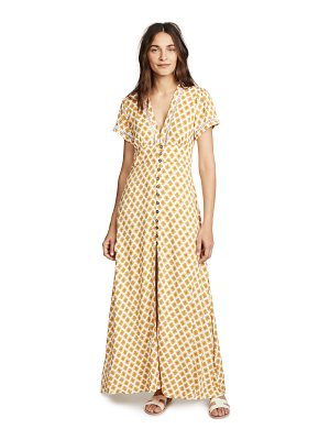 Cleobella valentina maxi dress