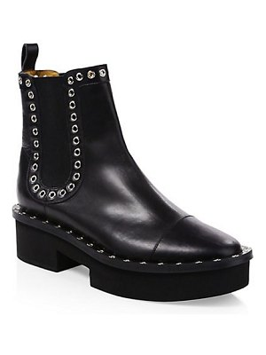 CLERGERIE betty leather boots