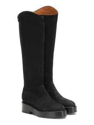 CLERGERIE canada 2 suede knee-high boots