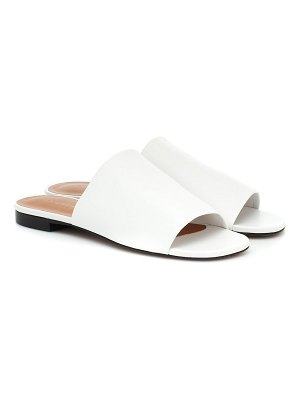 CLERGERIE itou leather sandals