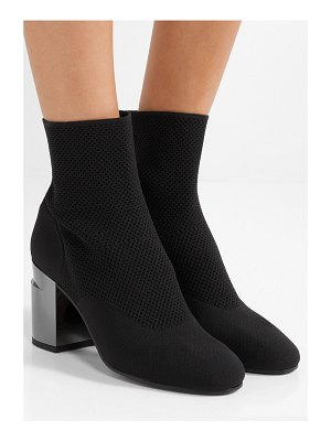 CLERGERIE keane stretch-knit sock boots