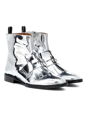 CLERGERIE Yousc leather ankle boots