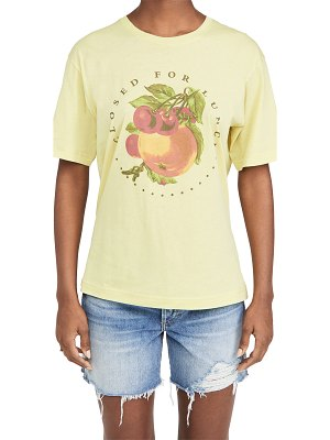 Closed for lunch tee