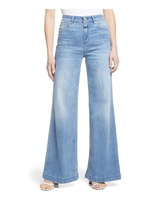 Closed glow up flare leg jeans