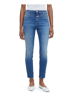 Closed skinny pusher jeans
