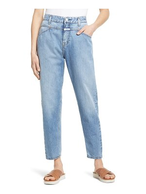 Closed x-lent relaxed tapered leg crop jeans