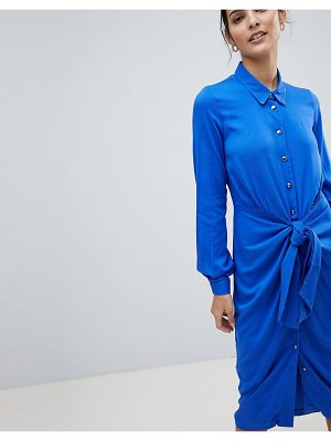 Closet London Closet Shirt Dress