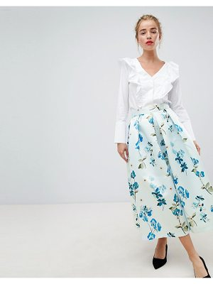 Closet London full prom midi skirt