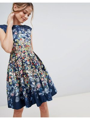 Closet London scatter floral dress