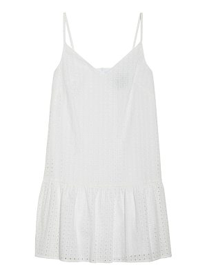 CLOVER AND SLOANE eyelet sundress