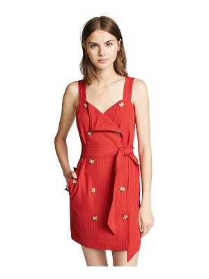 C/Meo Collective go from here dress