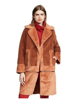 C/Meo Collective love for me coat