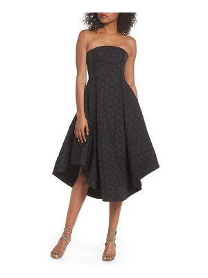 C/Meo Collective magnetise strapless dress