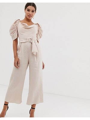 C/Meo Collective through you jumpsuit