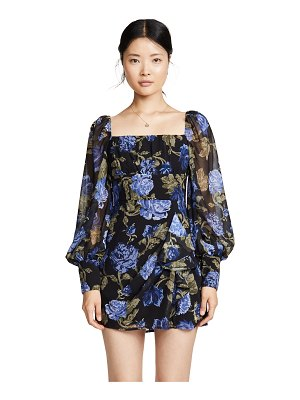 C/Meo Collective variation mini dress