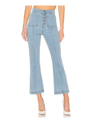 C/MEO For The Story Jean In Washed Blue