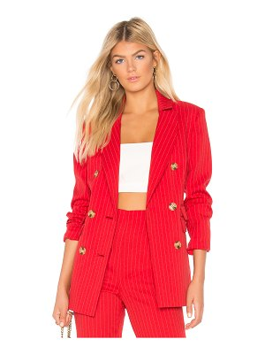 C/MEO Go From Here Blazer In Red