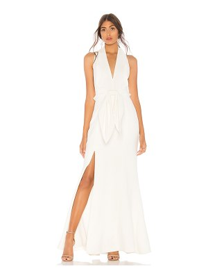 C/MEO Methodical Gown In Ivory