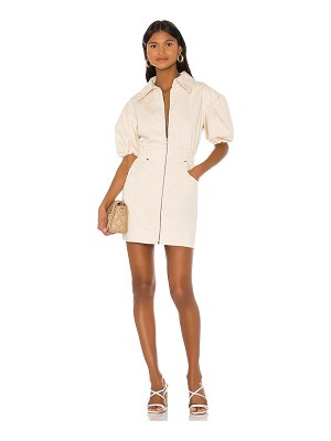 C/MEO peripheral short sleeve dress. - size m (also
