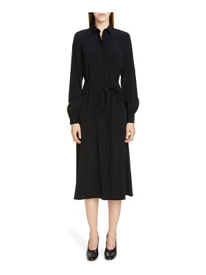 Co. belted shirtdress