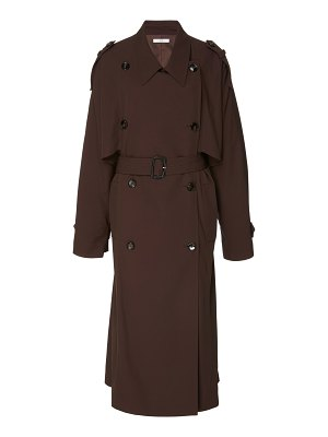 Co. belted trench at