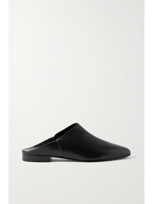 Co. leather mules
