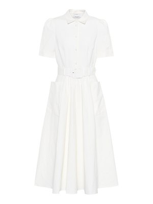 Co. Linen and cotton dress