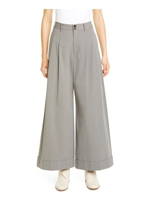 Co. pleated culottes