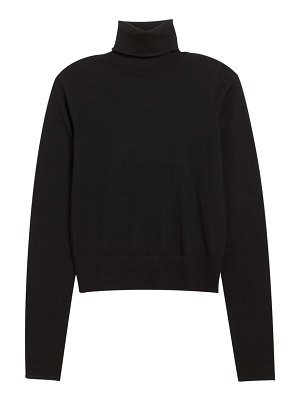 Co. slim cashmere turtleneck sweater
