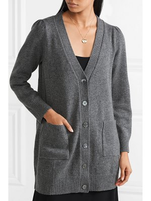 Co. wool and cashmere-blend cardigan