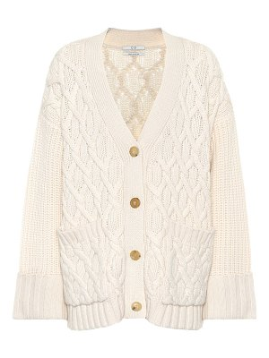 Co. wool and cashmere cardigan