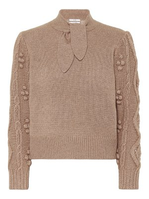 Co. Wool and cashmere sweater