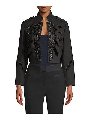 COACH 1941 cropped military jacket