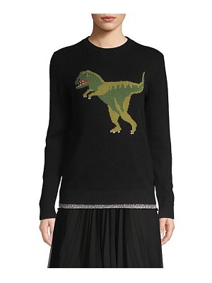 COACH 1941 rexy intarsia knit sweater