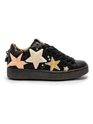 COACH C101 Star Pathes Sneaker